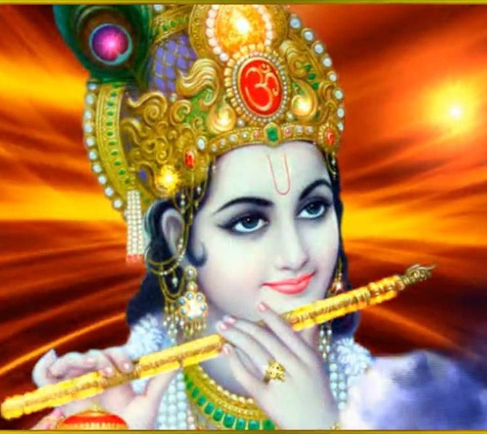 God Krishna Wallpapers 4k Hd God Krishna Backgrounds On Wallpaperbat