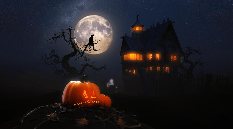 Halloween Tablet Wallpapers - 4k, HD Halloween Tablet Backgrounds on WallpaperBat
