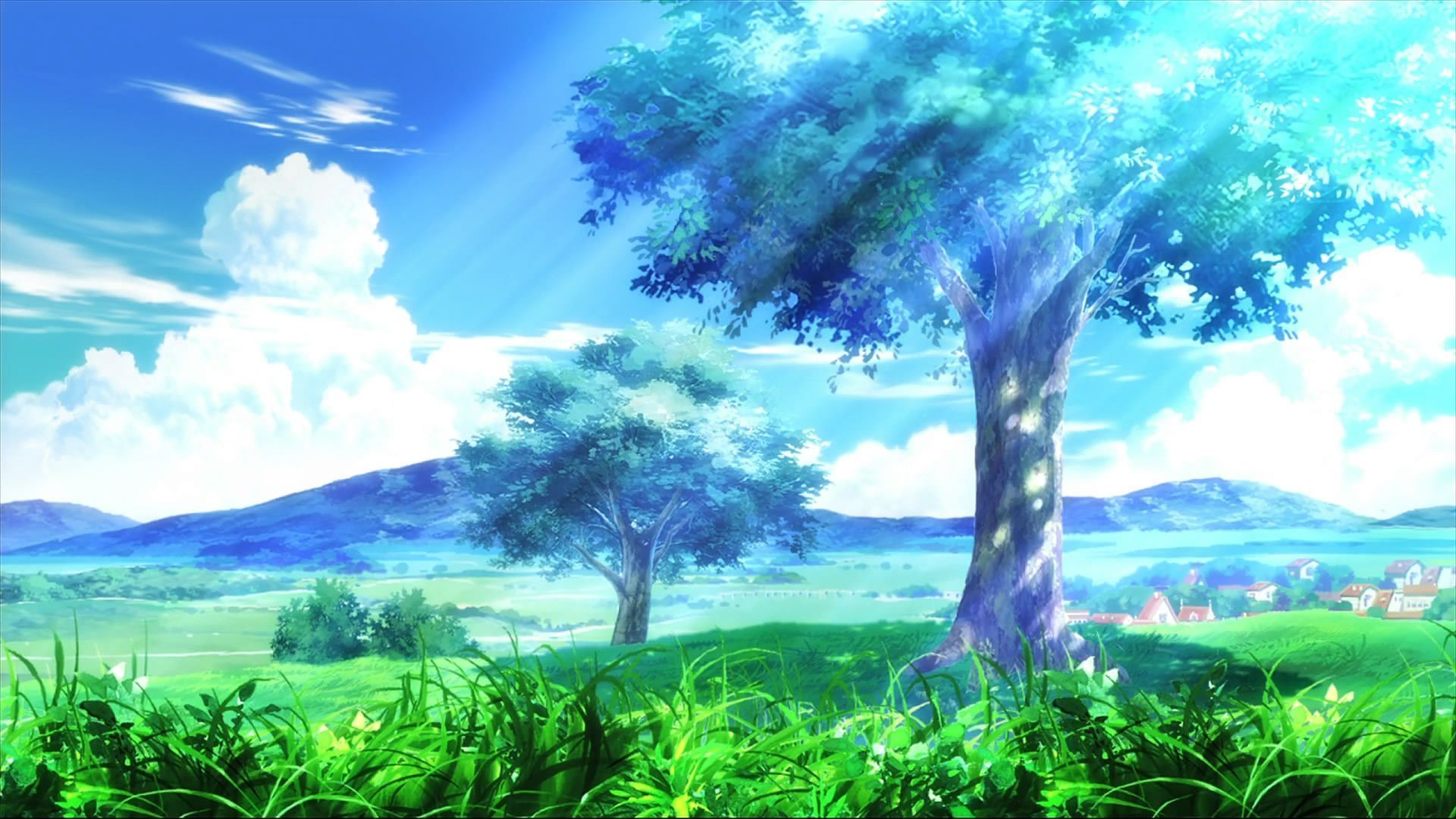 Relaxing Anime Wallpapers 4k Hd Relaxing Anime Backgrounds On Wallpaperbat