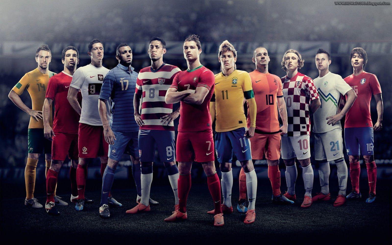 Football PC Wallpapers - 4k, HD ...