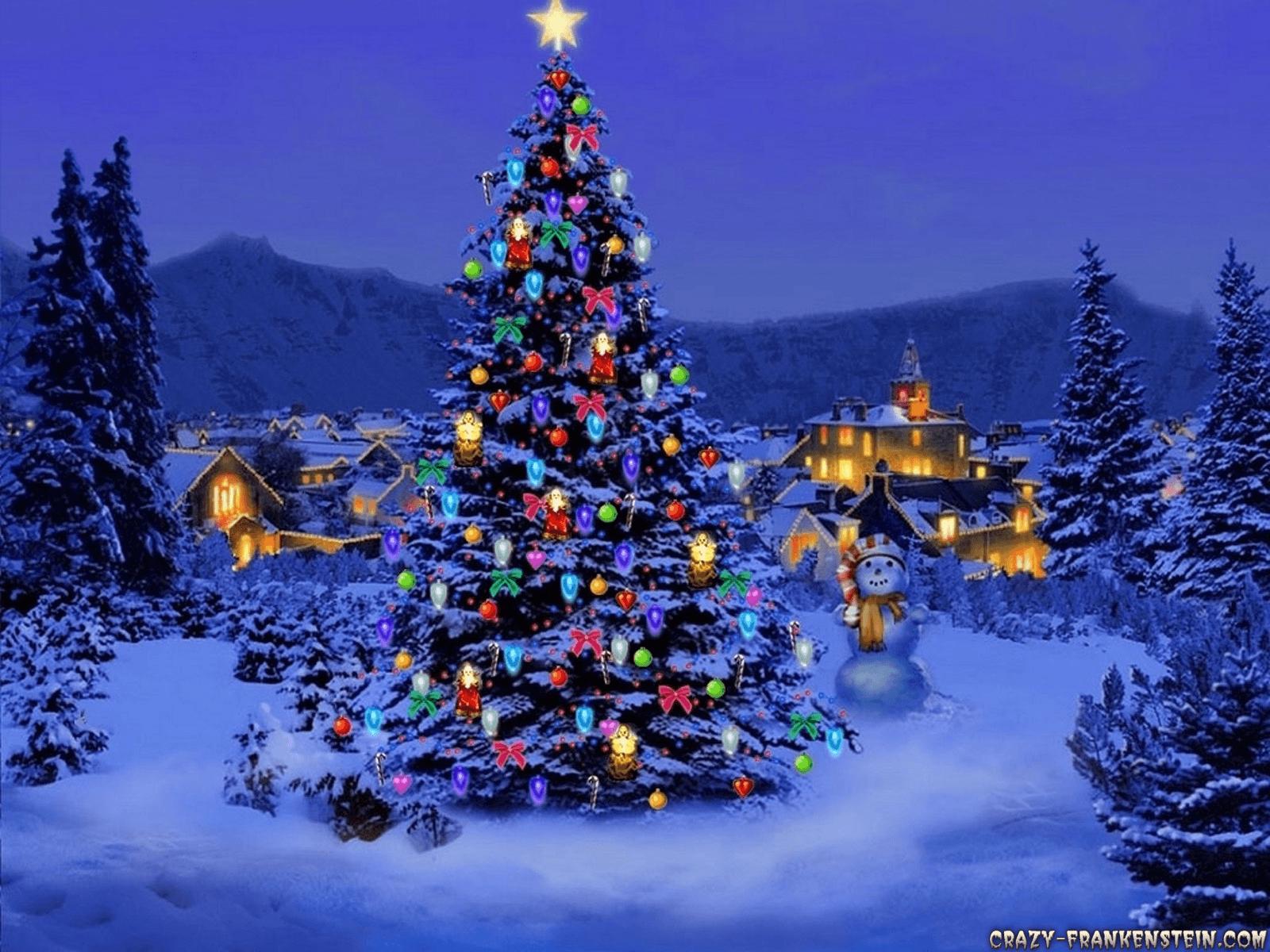 Full Screen Christmas Wallpapers - 4k ...