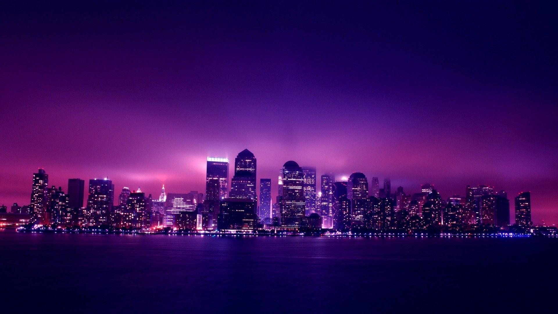 Wallpaper For Pc Purple