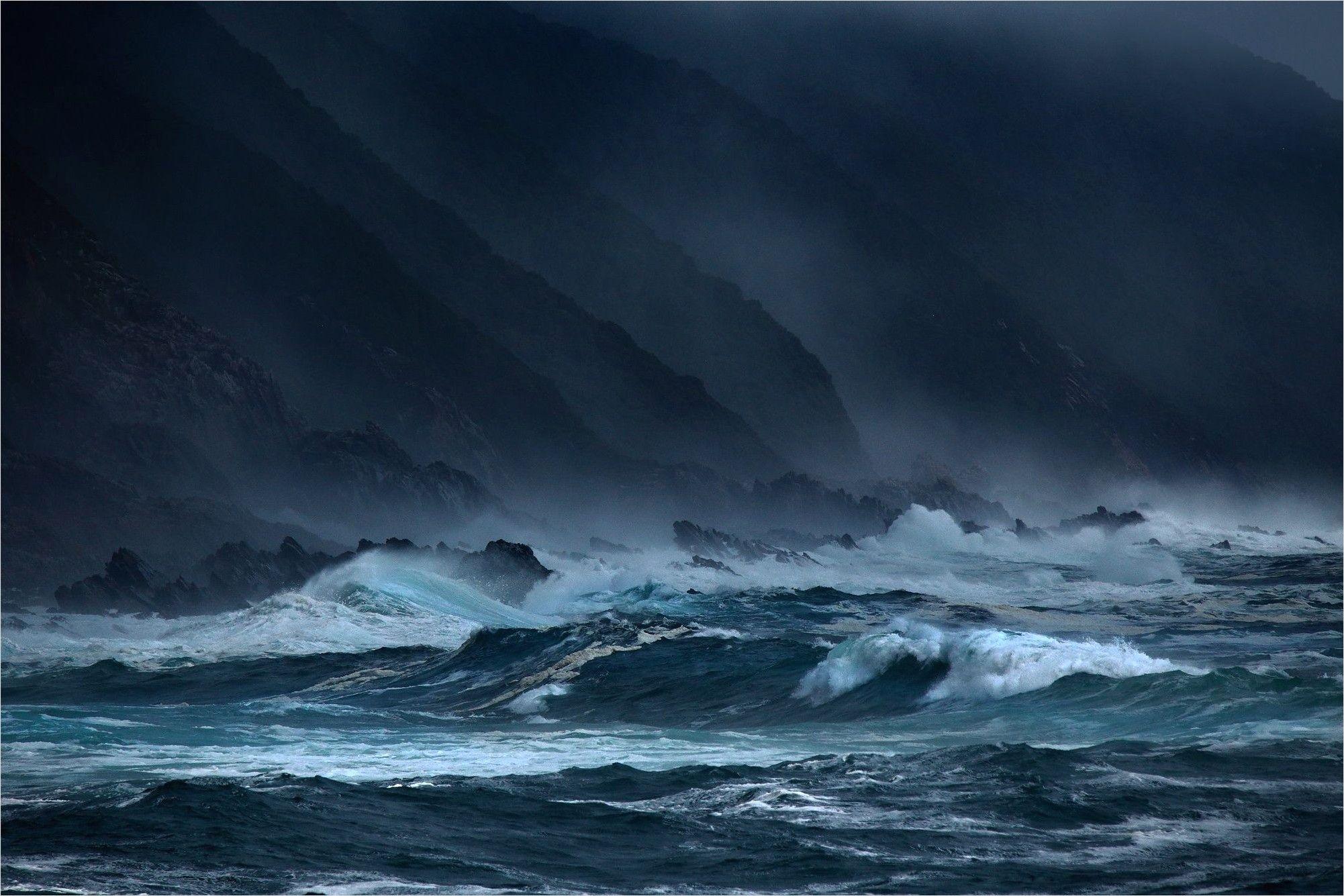 Sea Storm Wallpapers - 4k, HD Sea Storm ...
